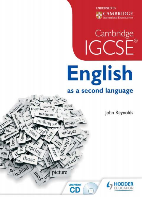 Cambridge IGCSE English as Second Language, John Reynolds